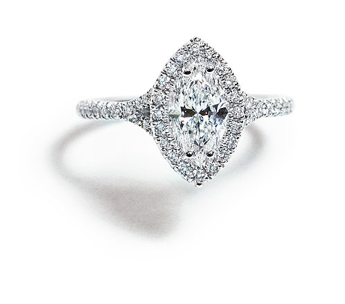 """Jacqueline"" Engagement Ring"