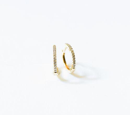 """""""Hazel"""" Earrings"""