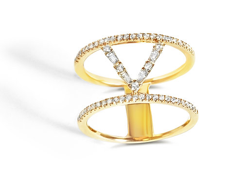 """Veda"" Ring"