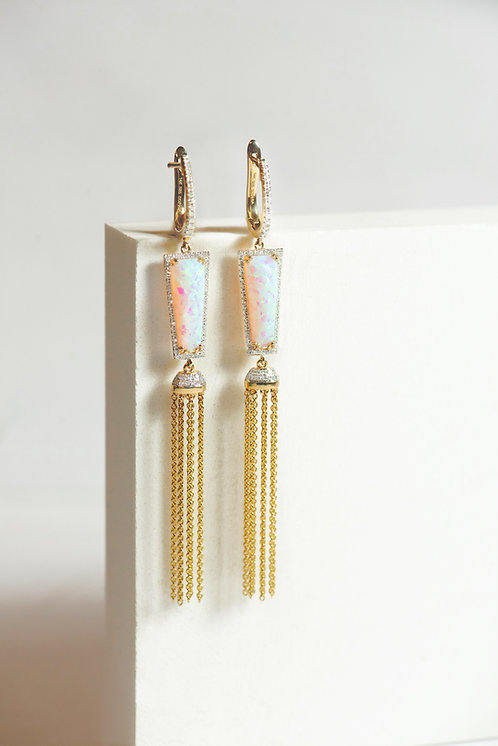 """Livia"" Earrings"
