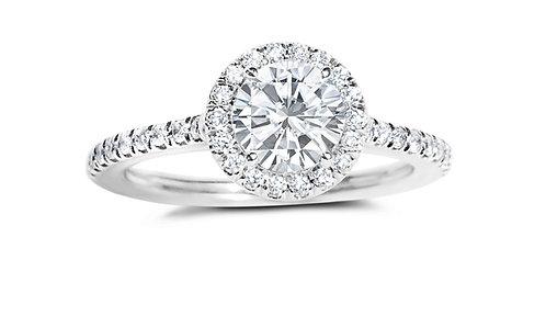 """Julianna"" Engagement Ring"