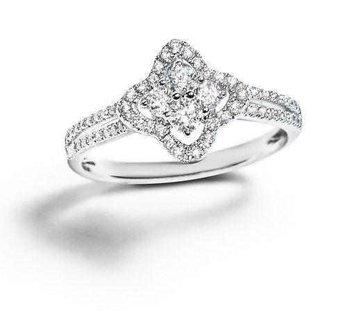 """""""Cressida"""" Ring"""