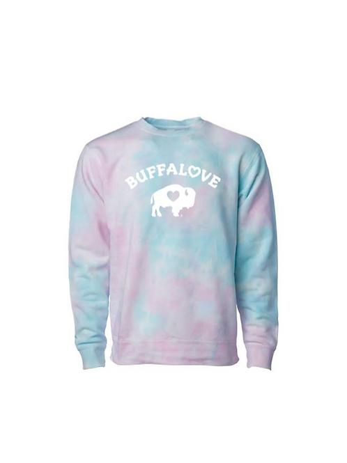 Cotton Candy Word Sweatshirt