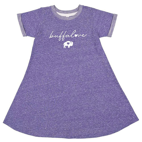 BuffaLove Toddler Dress