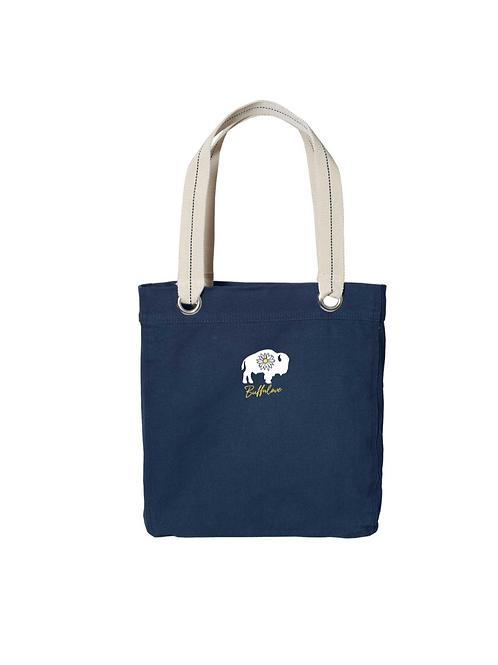 Daisy Canvas Bag