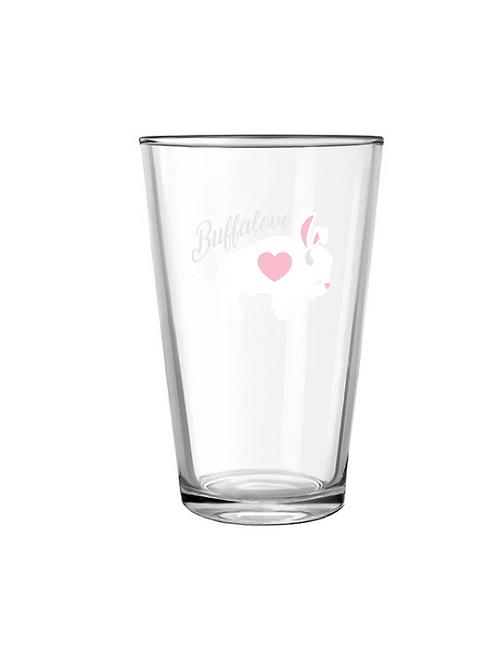 Bunny Pint Glass