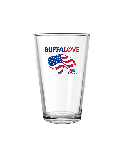 America Pint Glass