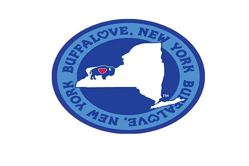 NY Sticker