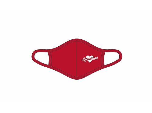 Syracuse YOUTH Cloth Earloop Single Mask