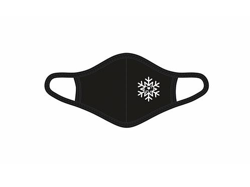 Snowflake Buffalo Adult Face Mask