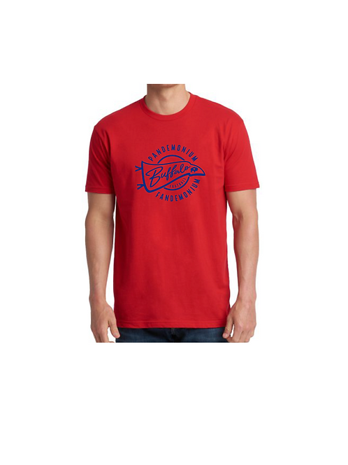 Pandemonium Fandemonium Pennant T-Shirt