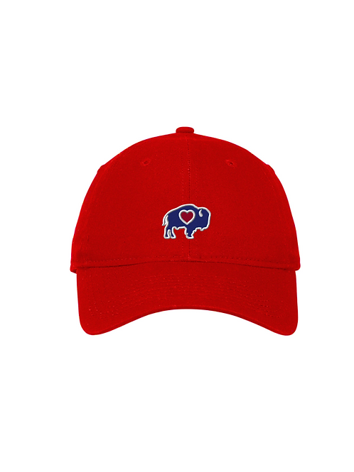 Baseball Hat Small Logo