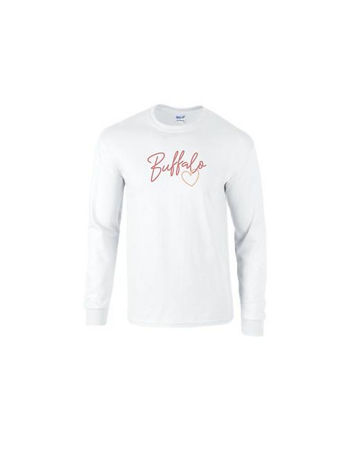 Buffalo Heart Long Sleeve