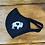 Thumbnail: YOUTH Cloth Earloop Single Mask
