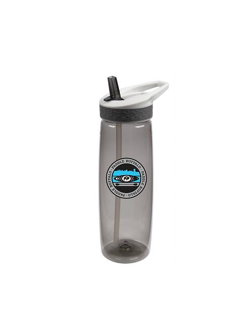 Plastic Paddle Water Bottle