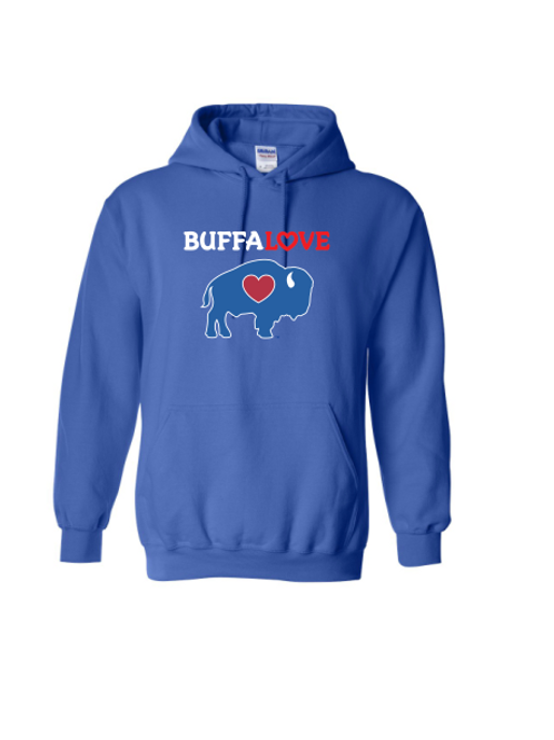 BuffaLove Hoodie