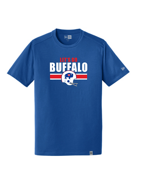 New Era Ladies Let's Go Buffalo T-Shirt