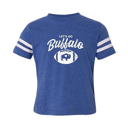 Toddler Let's Go Buffalo T-Shirt