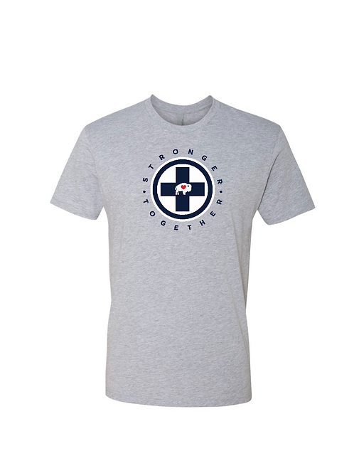 Stronger Together Cross T-Shirt