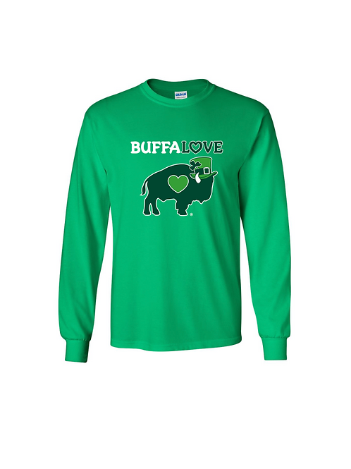 St. Patrick's Long Sleeve