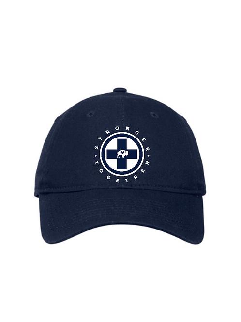 Stronger Together Cross New Era Baseball Hat