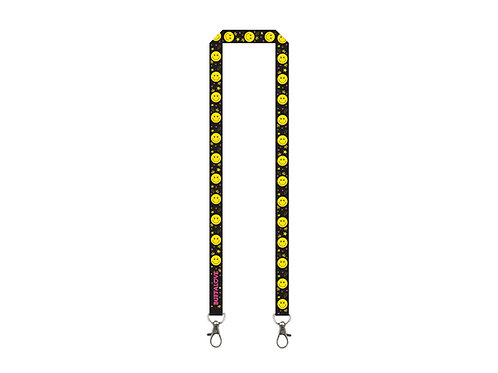 Smile Faces YOUTH Face Mask Lanyard