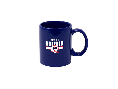 Let's Go Buffalo Coffee Mug