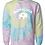 Thumbnail: Tie Dye Word Sweatshirt