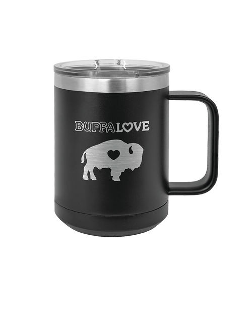 Stainless 15 Oz Coffee Tumblers
