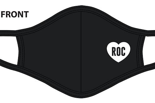 Rochester Cloth Earloop Single Mask
