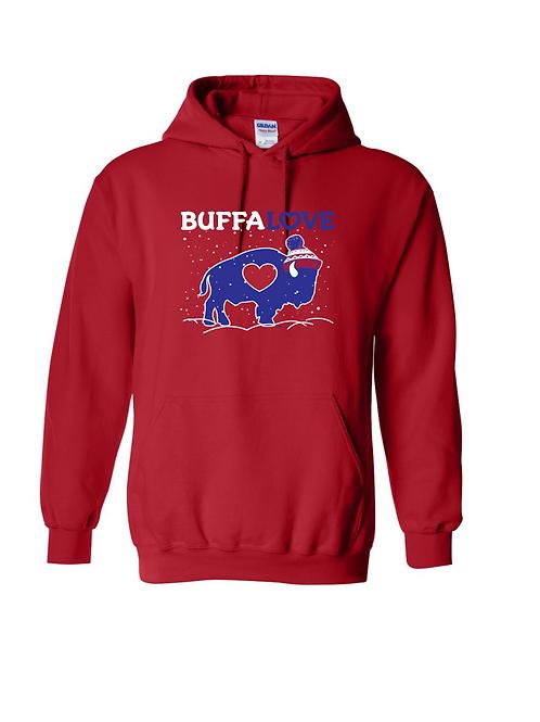 BuffaLove Winter Hoodie
