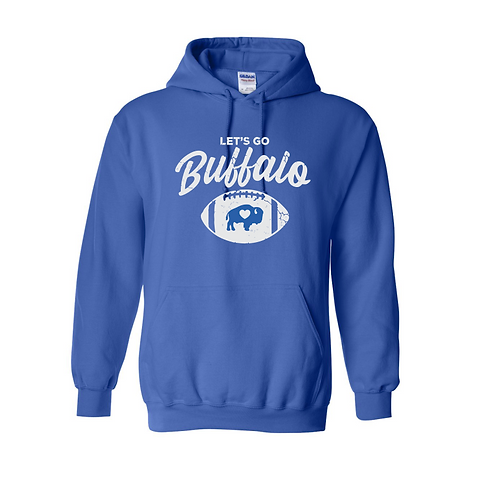 Let's Go Buffalo Hoodie