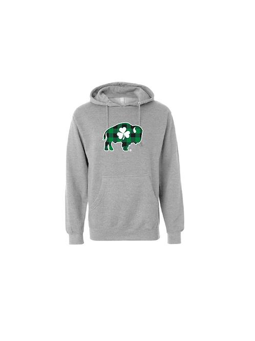 Irish Plaid Hoodie
