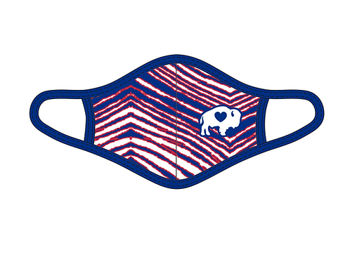 YOUTH Stripes Face Mask