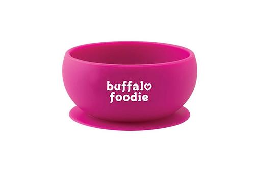 Buffalo Foodie Silicone Kids Bowl