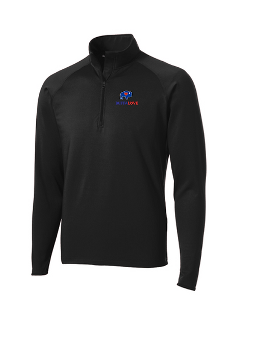 Mens Fleece 1/4 Zip