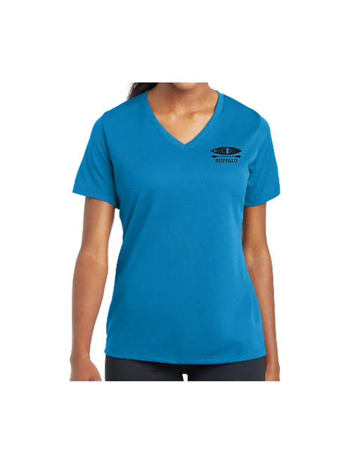 Paddle Buffalo Performance V-Neck