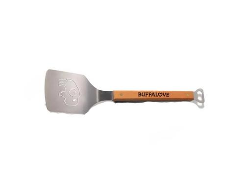 BuffaLove Logo Engraved Grill Spatula