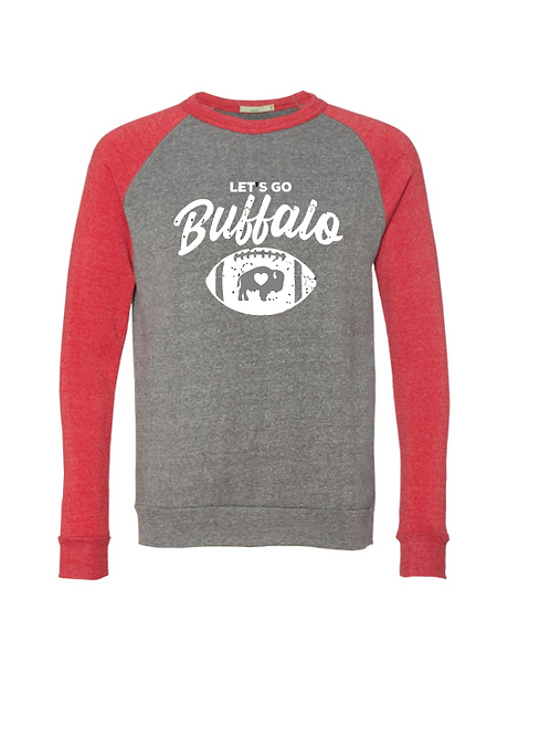 Let's Go Buffalo Sweatshirt