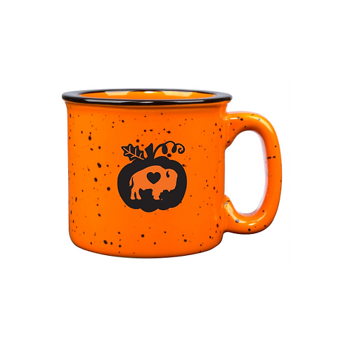 Pumpkin Campfire Mug