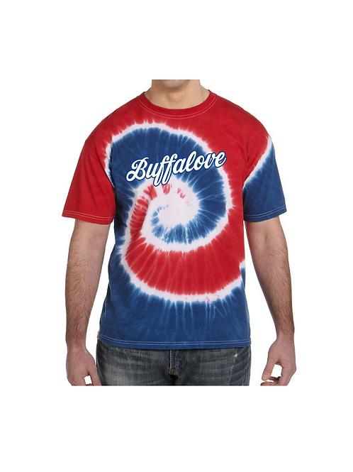 Patriotic Tie Dye T-Shirt #2