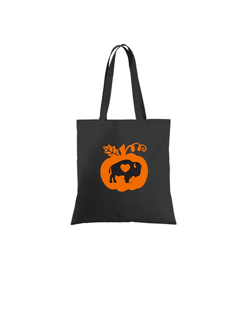 Pumpkin Tote Bags
