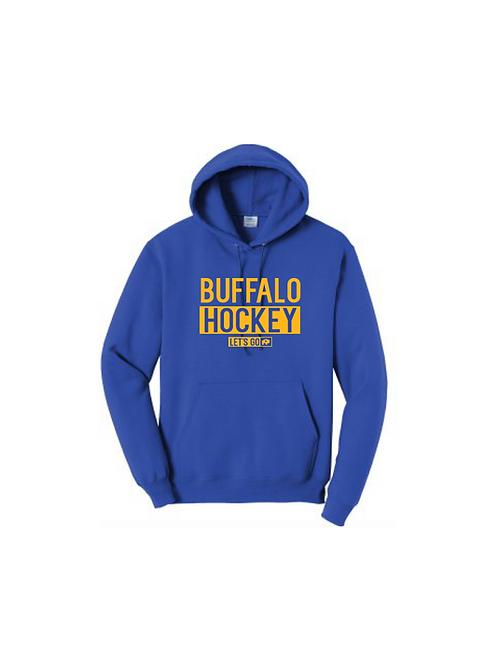Buffalo Hockey Hoodie