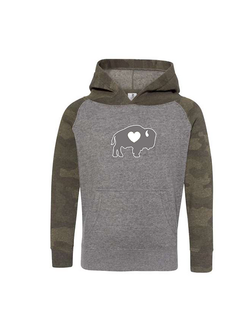 Toddler Camo Hoodie