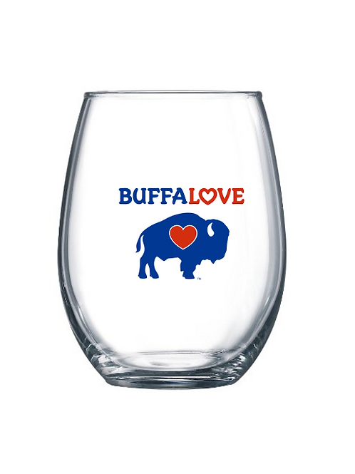 Traditional Stemless Wine Glass