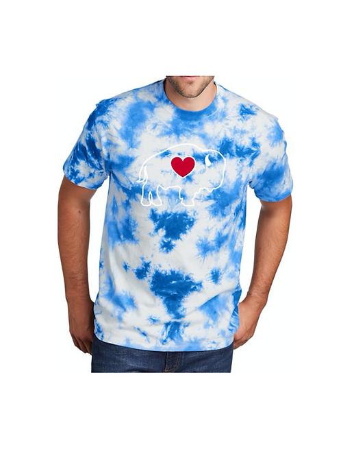 Traditional Tie Dye T-Shirt