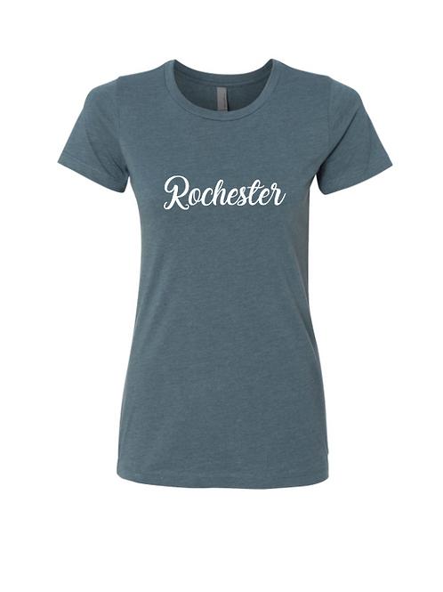 RocLove Cursive Ladies T-Shirt