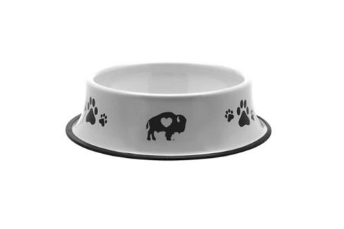 Pawprint Pet Bowl