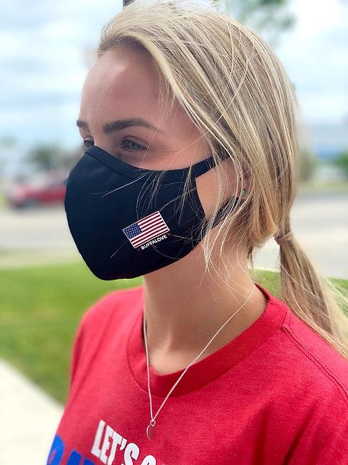 Flag Adult Face Mask