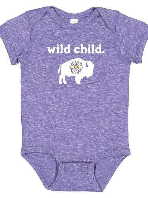 Wild Child Onesie